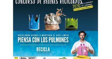Concurso de belenes reciclados 2020