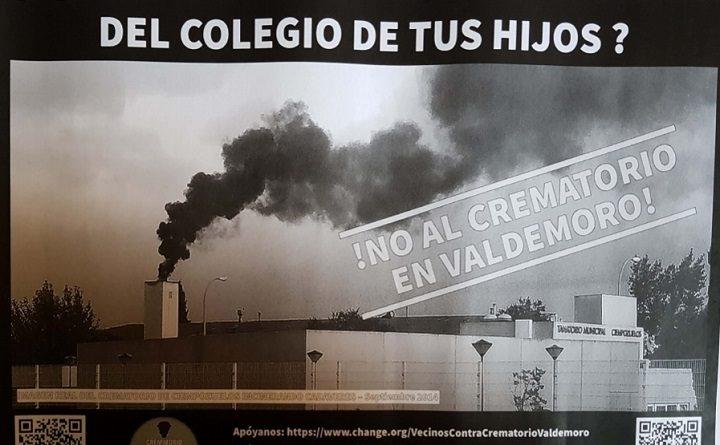 VECINOS CONTRA EL CREMATORIO DE VALDEMORO