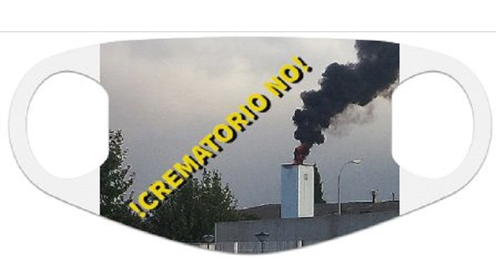 ACUSVAL está en contra el crematorio