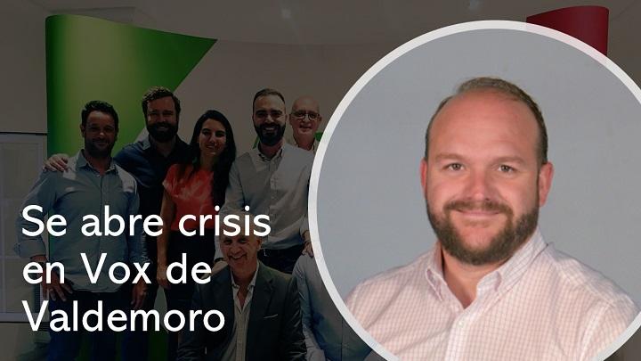 Crisis en Vox por las pugnas por el poder
