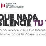 Por la Eliminación de la violencia contra la mujer