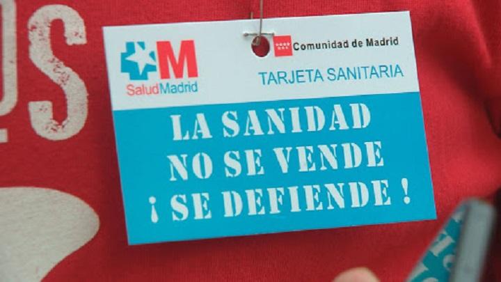 """Manifestación el 29N por la """"Sanidad Pública"""""""