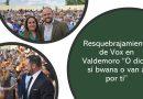 Vox se resquebraja en Valdemoro