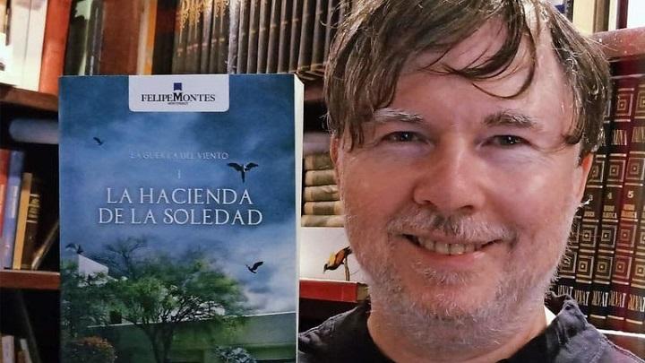 Nueva novela de Felipe Montes