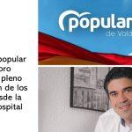 El PP propone accesos del hospital a la m-423