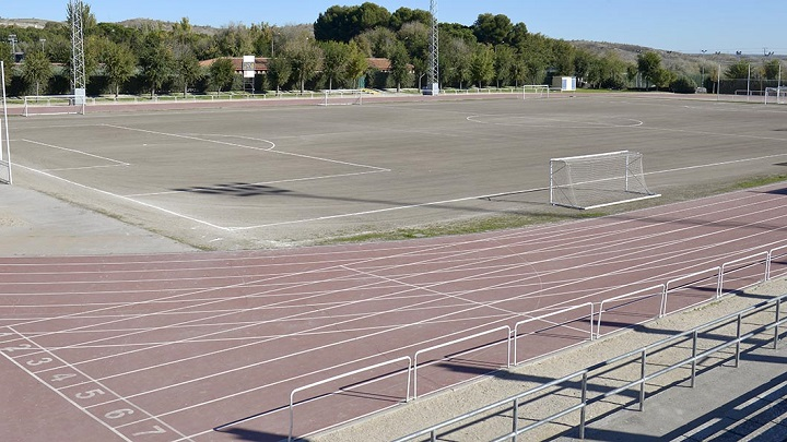 Se desbloquea la reforma del polideportivo municipal