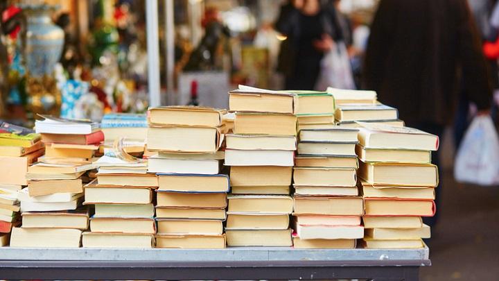 Gigantes recoge libros de 2ª mano