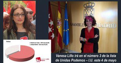 Primarias de Izquierda Unida Madrid