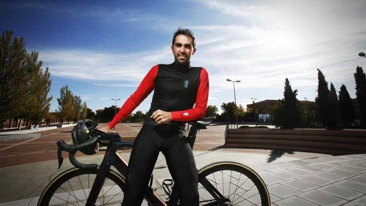 Contador reclama protección para los ciclistas