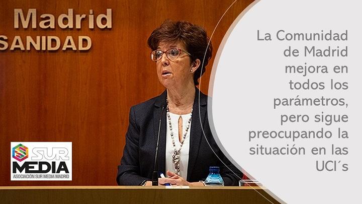 La Comunidad de Madrid mejora en los parámetros