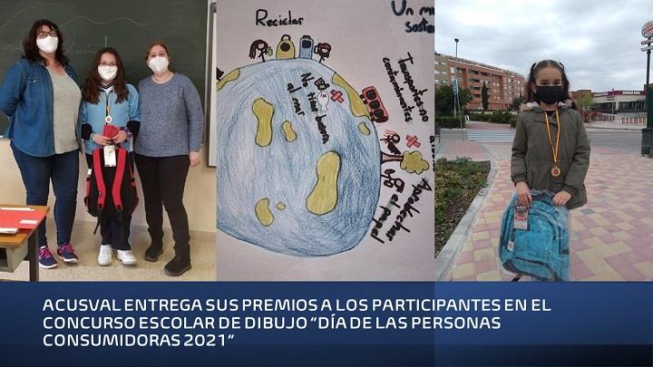 ENTREGA DE PREMIOS CERTAMEN ESCOLAR