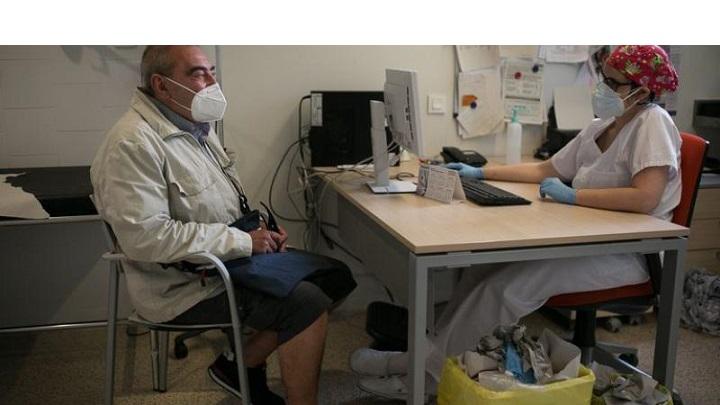 La carga de trabajo excesiva de las enfermeras