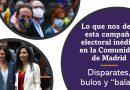 """Disparates, bulos y """"balas"""" en la campaña"""
