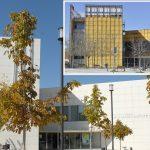 Anuncian la rehabilitación de la fachada de la biblioteca