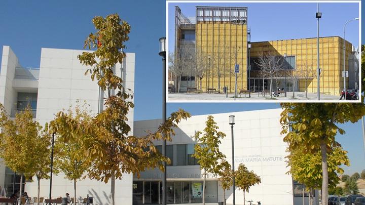 Se anuncia la rehabilitación de la fachada de la biblioteca