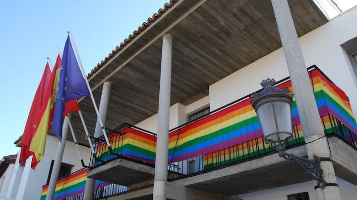 Valdemoro con El Día Internacional del Orgullo