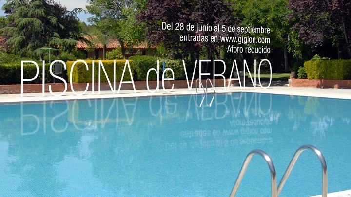 La Piscina de verano abrirá el 28 de junio