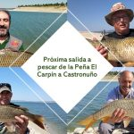 Salida a pescar de la Peña El Carpín