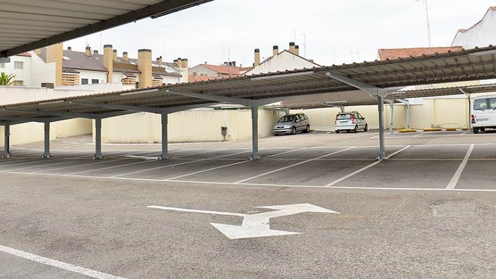 Propuesta de que las ONG's gestionen el aparcamiento