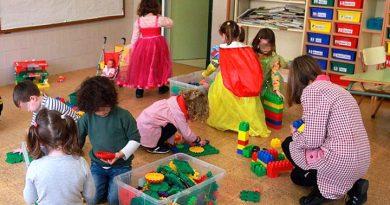Solicitud de plaza en escuelas infantiles