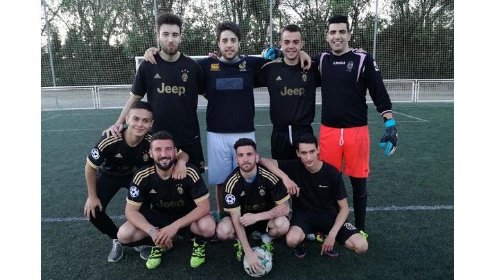 Nuevos equipos en la liga de Fútbol 7