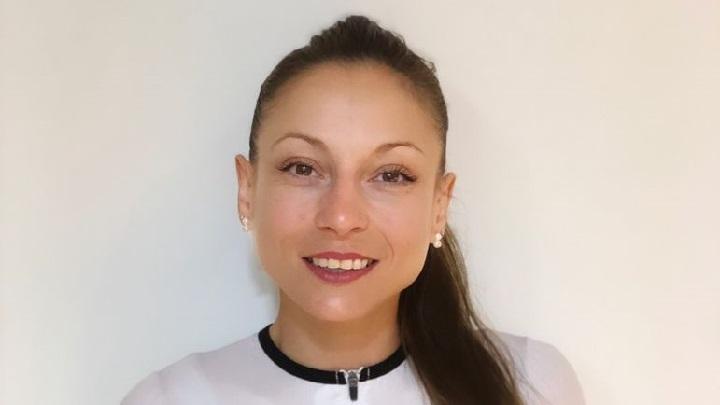 Beatriz Martínez en el Soltec Team