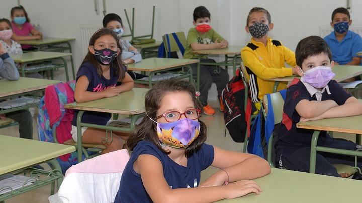 Vuelta al cole, protocolos en pandemia