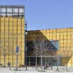 Se adjudica el revestimiento de la fachada de la Biblioteca