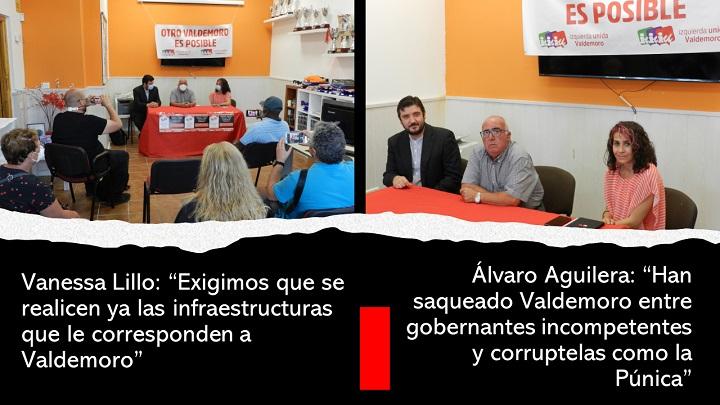 Se exige realicen infraestructuras de Valdemoro